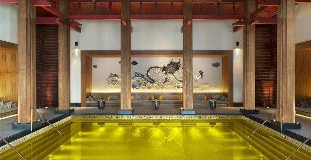 St. Regis Lhasa Resort, Lhasa, Cina