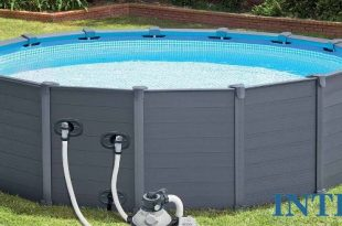 Piscina Fuori Terra Intex Sequoia