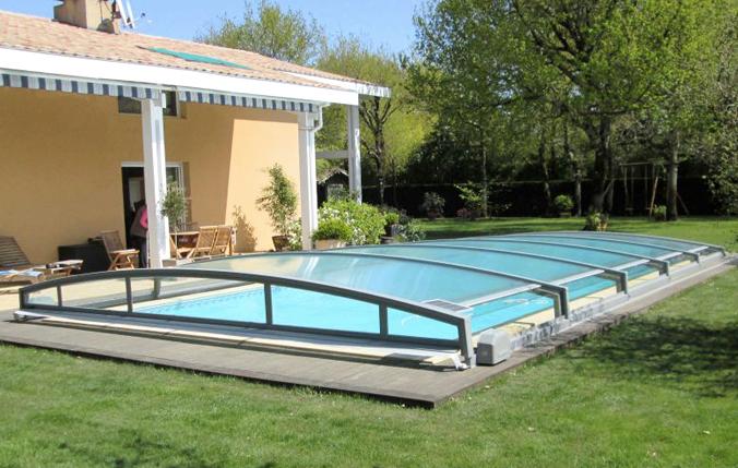 coperture telescopiche per piscine come prolungare la