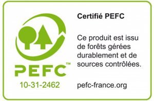 Certificazione legno PEFC
