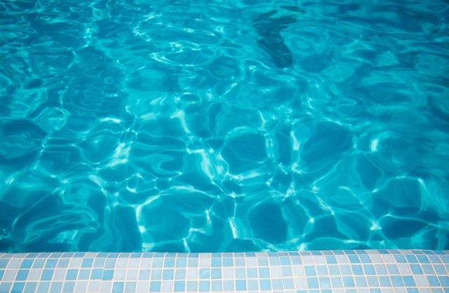 Pool moss acqua