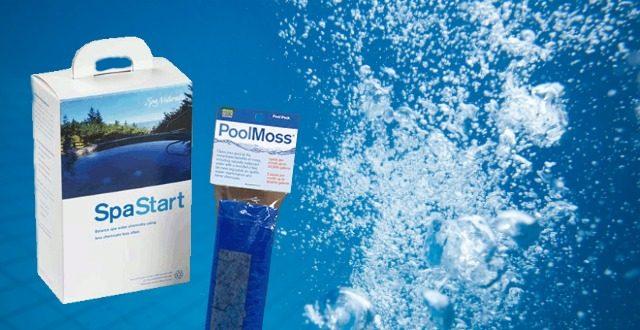 Disinfettante Bagno Naturale : Pool moss scopri come disinfettare l acqua con un prodotto naturale