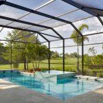 coperture telescopiche perimetrali per piscine