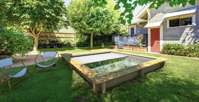 Piscina in legno urban un vero gioiello per la tua casa - Autorizzazioni per piscine fuori terra ...