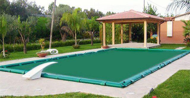 Come scegliere la copertura invernale per piscina pi adatta a te - Chiusura invernale piscina ...