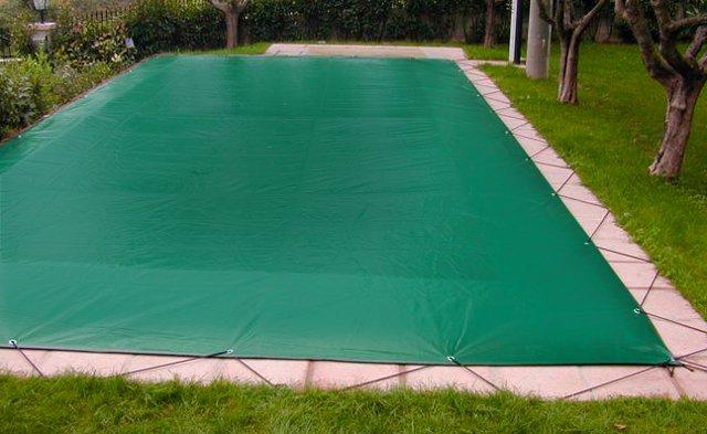 Come scegliere la copertura invernale per piscina pi adatta a te - Saldatura telo pvc piscina ...
