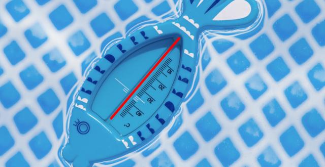 temperatura acqua piscina