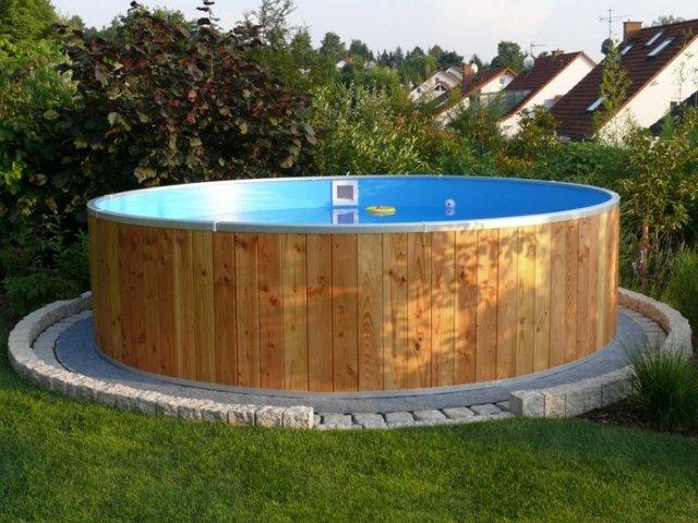 Quando servono permessi per l 39 installazione di una piscina fuori terra - Piscine seminterrate permessi ...
