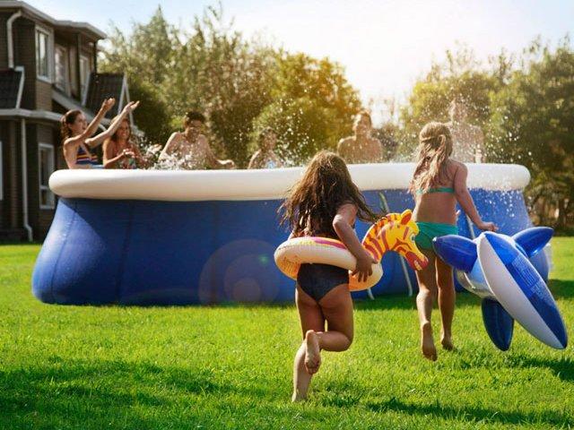 permessi piscina fuori terra