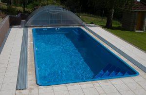 piscine in vetroresina Gemini