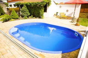 piscine in vetroresina Olymp