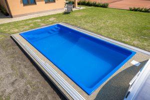 piscine in vetroresina Fenix