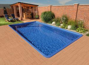 piscine in vetroresina Pegas