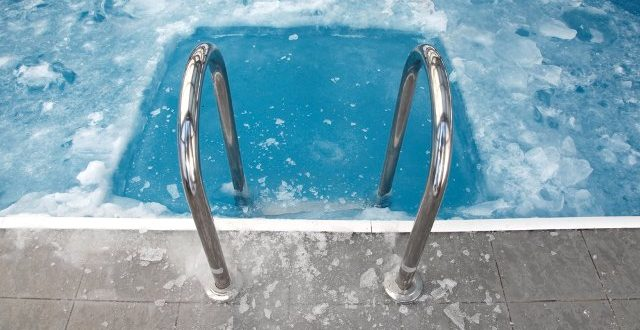 manutenzione invernale piscina
