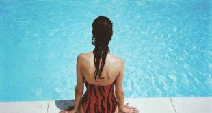 crema solare in piscina rischi