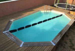 Manutenzione invernale piscina come proteggerla da gelo e for Cuscini galleggianti piscina