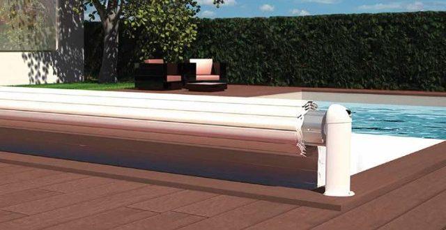 Coperture a tapparella per piscine un 39 alternativa elegante e funzionale - Piscinas desmontables 3x2 ...