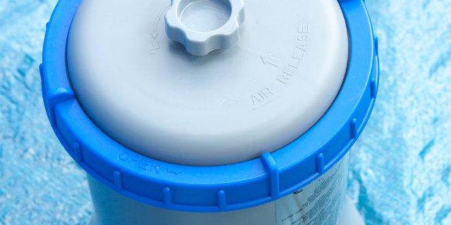 riaprire la piscina - filtri extra