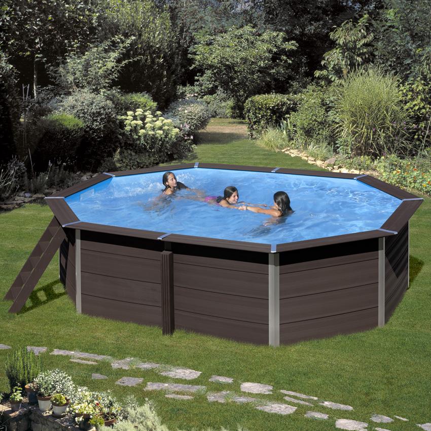 piscine in wpc l 39 alternativa al legno che non ha bisogno