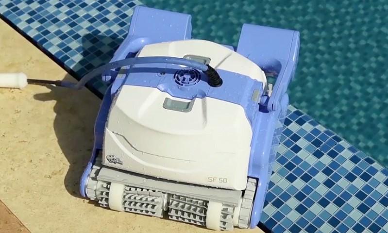 robot piscina comparativa sf 50