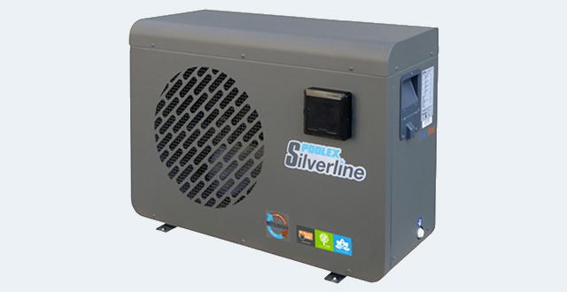 pompa di calore per piscina Silverline