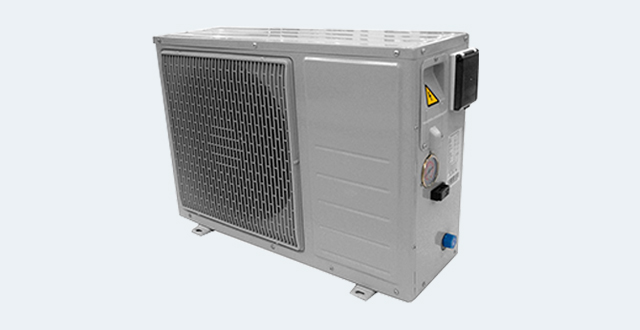 pompa di calorpompa di calore per piscina EcoPACe EcoPAC