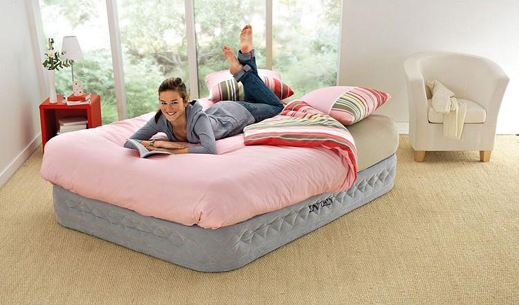 Intex accogliente per bambini letto aria letto gonfiabile