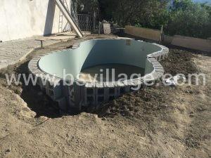 riempimento scavo