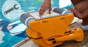 problemi con i robot piscina
