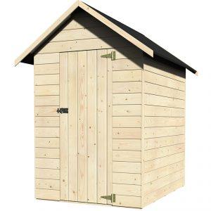 casetta in legno Amber per locale tecnico