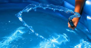 riparare una piscina