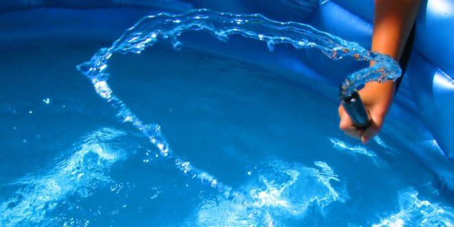 come riparare una piscina e 2 soluzioni per individuare le