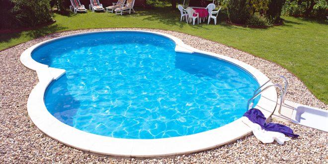 Come costruire una piscina interrata in lamiera d 39 acciaio - Piscina in lamiera ...