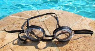 allenamento in piscina