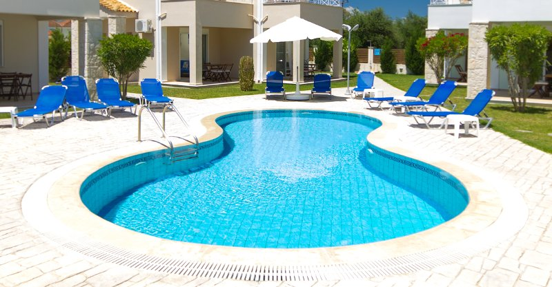 progettare la forma di una piscina