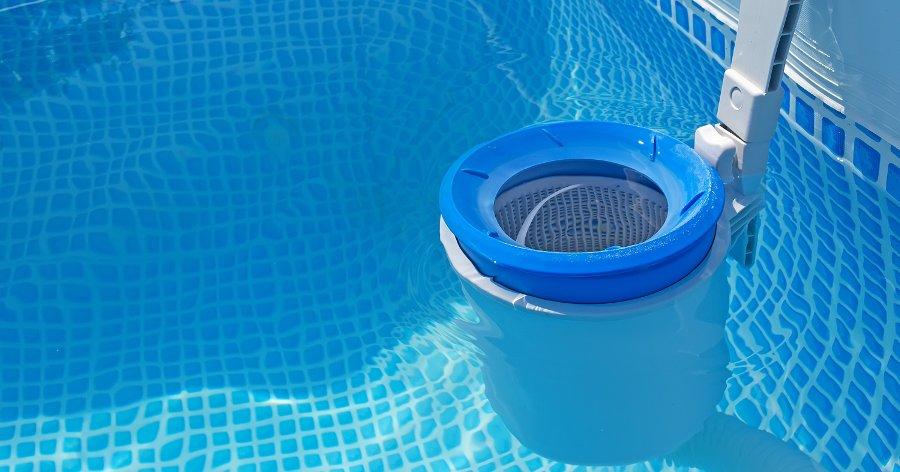 trucchi manutenzione della piscina per gli skimmer