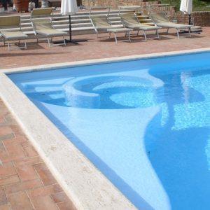 seduta per piscina
