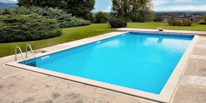 costruire una piscina in cemento armato