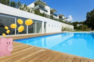 risparmio energetico in piscina
