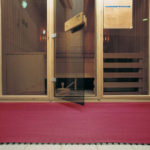 tappetino antiscivolo sauna