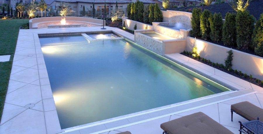 area relax piscina interrata