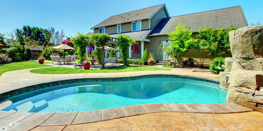 progettazione per acquistare una piscina interrata