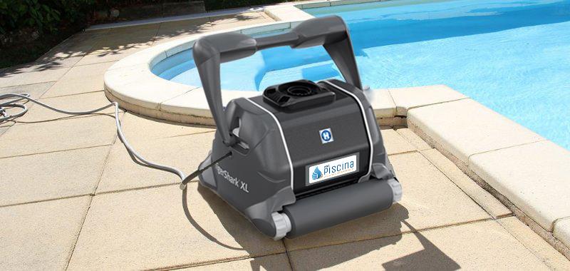 Robot piscina Tiger Shark XL QC