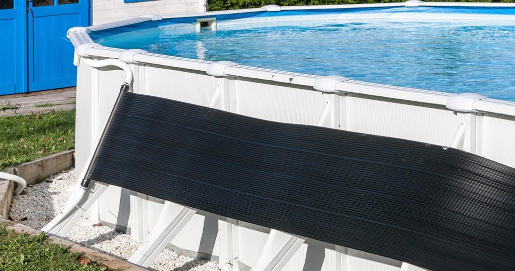 Pannello riscaldatore per piscina