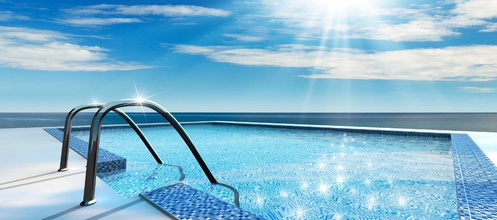 riscaldare la piscina con il calore solare