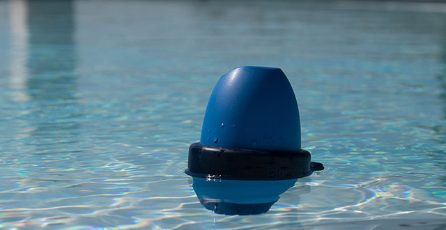 Blue Connect utilizzo in piscina