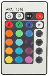 Telecomando controllo luci LED