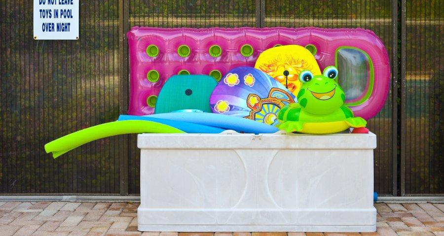 gonfiabili per piscina