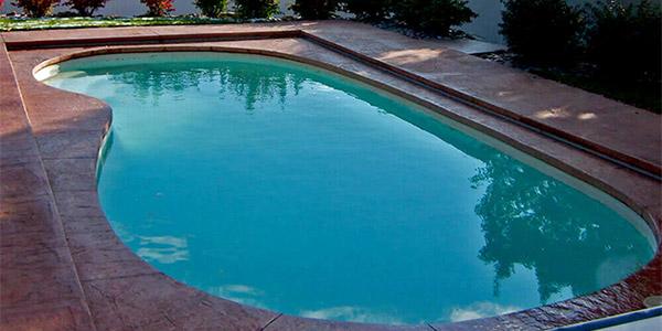 Binari guida piscine forma libera