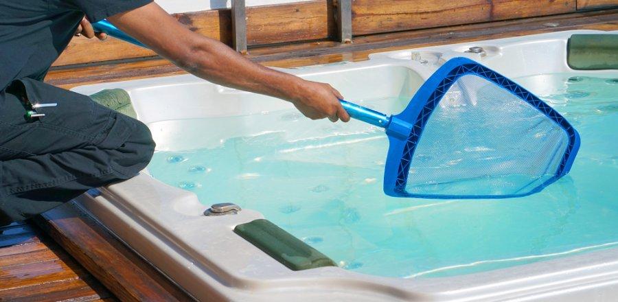 manutenzione minipiscine idromassaggio